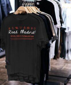 Tričko Real Madrid Futbalový sen