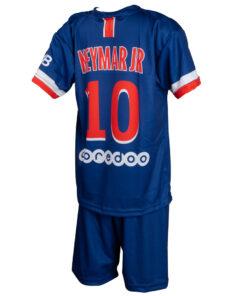 Detská športová súprava Neymar PSG 2020 21 Home replika back