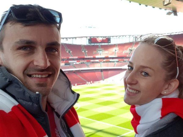Futbalovy sen Arsenal