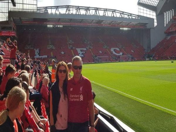 Futbalovy sen Liverpool