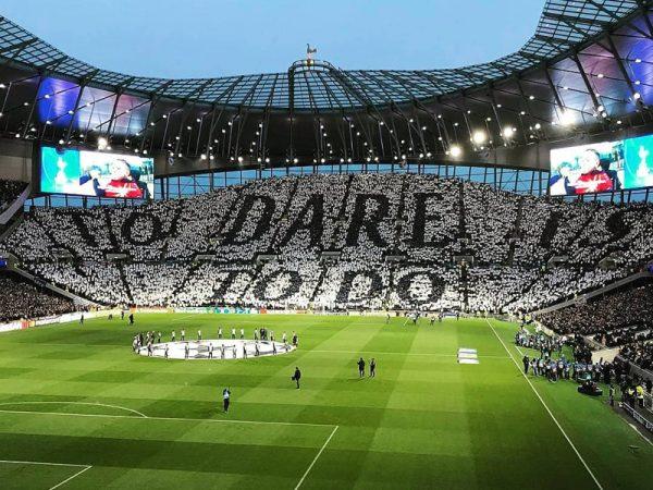 Futbalovy sen Tottenham