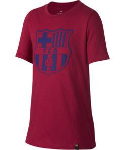 Detské tričko Barcelona s logom klubu