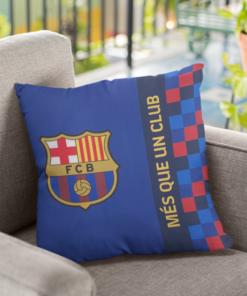 Obliečka FC Barcelona na vankúšik 40cm x 40cm