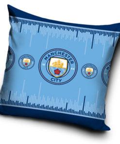 Obliečka Manchester City na vankúšik 40x40cm