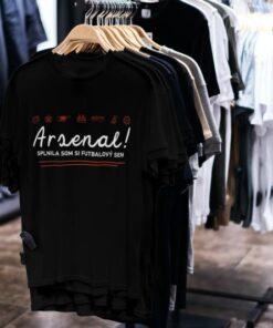 Tričko Arsenal Futbalový sen