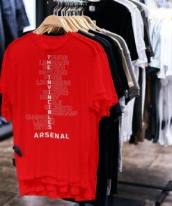 Tričko Arsenal The Invincibles