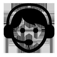 customer servise ikona