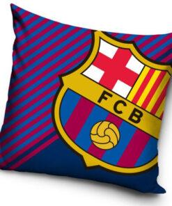 Obliečka FC Barcelona na vankúšik 40x40cm
