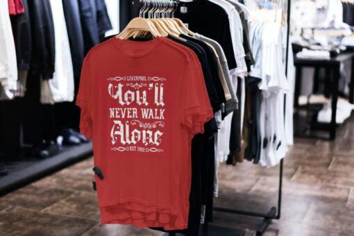 Tričko Liverpool YNWA
