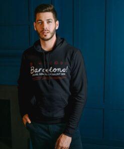 Mikina Barcelona Futbalový sen
