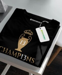 Tričko Real Madrid Champ13ons