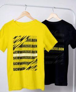 Tričko Dortmund Schwarzgelben