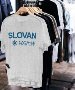 Tričko Slovan positive