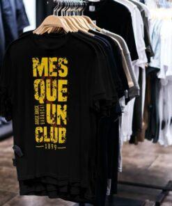 Tričko Barcelona Més Que Un Club 1899