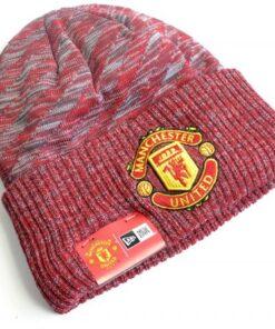 Čiapka Manchester United New Era červená