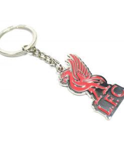 Kľúčenka Liverpool s nápisom LFC