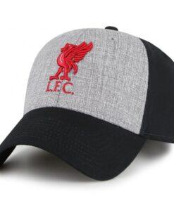 Šiltovka Liverpool Essential BK so znakom klubu predná strana