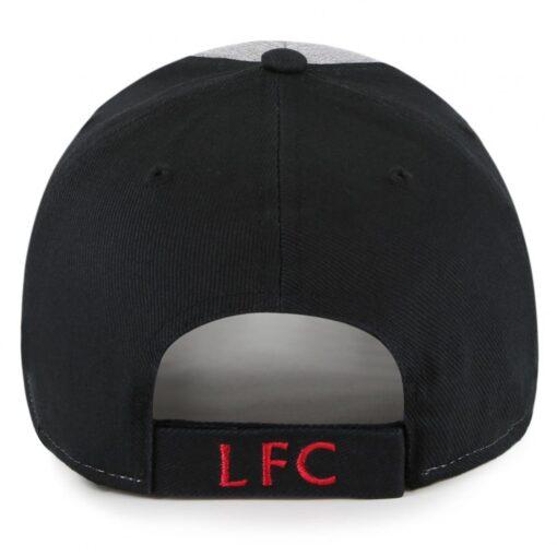 Šiltovka Liverpool Essential BK so znakom klubu zadná strana