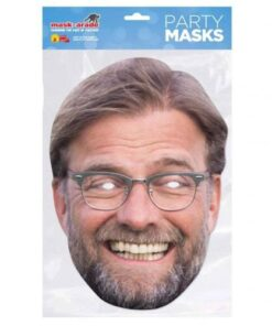 Maska Jurgena Kloppa