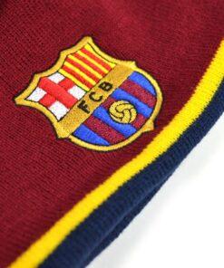 Čiapka FC Barcelona s logom klubu