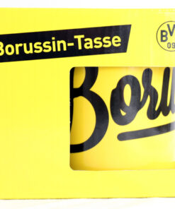 Hrnček Dortmund s logom klubu