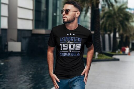 Tričko Chelsea 1905 KTBFFH