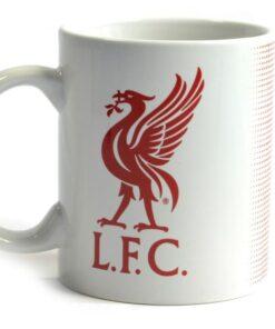 Hrnček Liverpool so znakom klubu