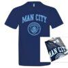 Tričko Man City so znakom klubu