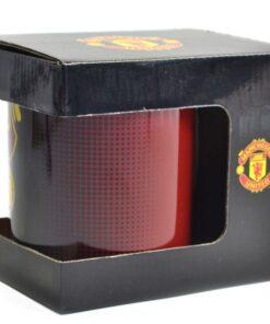 Hrnček Manchester United s logom klubu