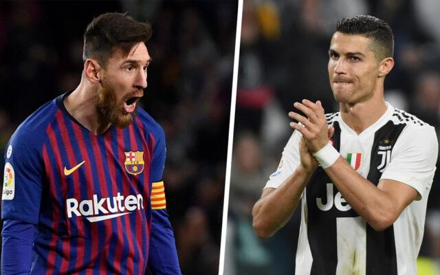Liga majstrov 2020: Ronaldo vs Messi
