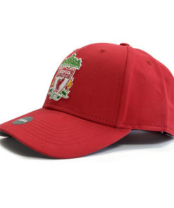 Šiltovka Liverpool Basic červená