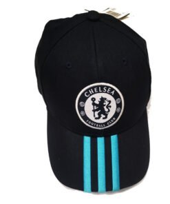šiltovka Chelsea Adidas čierna