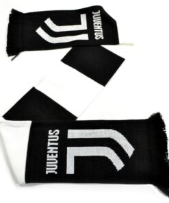 Šál Juventus Čierno-biely