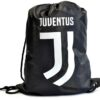 Vak na chrbát Juventus na chrbát čierne