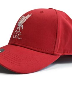 Šiltovka Liverpool Mass Basic červená