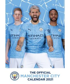 Kalendár Manchester City 2021 A3