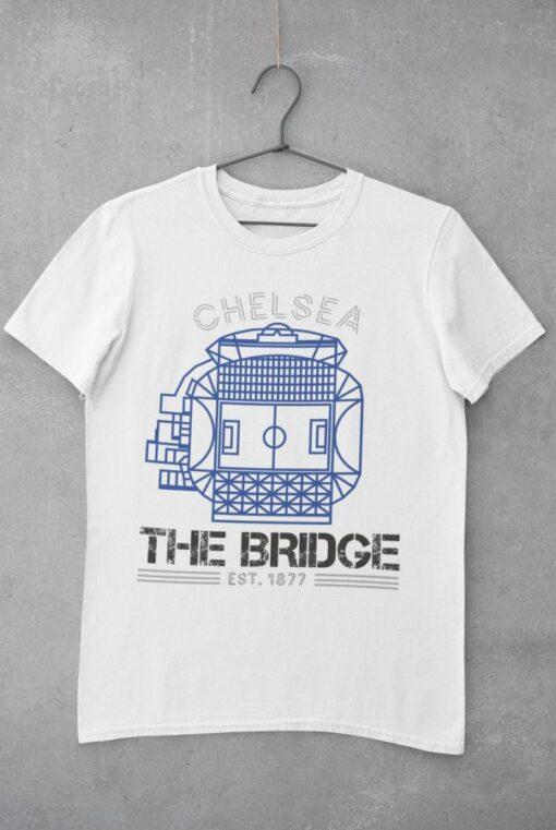 Tričko Chelsea The Bridge