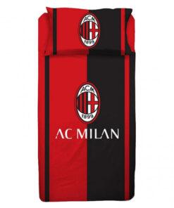 Obliečky AC Miláno na perinu a vankúš