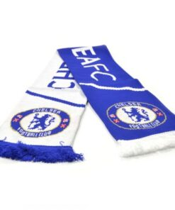 Šál Chelsea modrý
