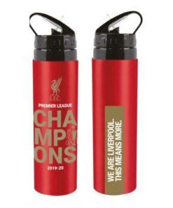 Fľaša Liverpool Champions
