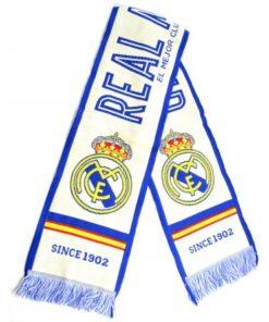 Šál Real Madrid modrý