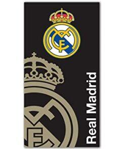 Uterák Real Madrid čierny