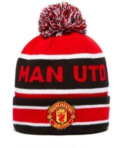 Čiapka Manchester United New Era s brmbolcom