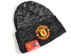 Čiapka Manchester United New Era šedá