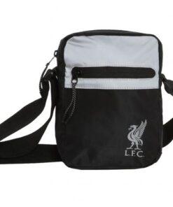 Taška na rameno Liverpool YNWA čierna
