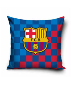 Vankúš FC Barcelona modro-bordový 40x40 cm FCB192044