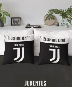 Obliečka Juventus na vankúšik 40x40cm