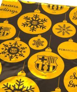 Baliaci papier FC Barcelona