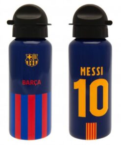 Fľaša Barcelona Messi Aluminium