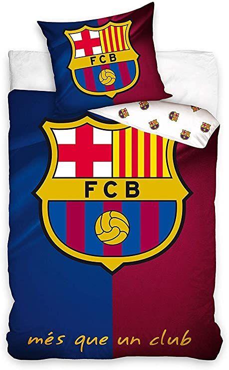 obliecky fc barcelona na perinu a vankus